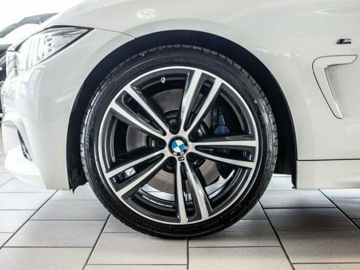 BMW Série 4 Gran Coupe 440I 326 M SPORT BVA8 Blanc métallisé - 5