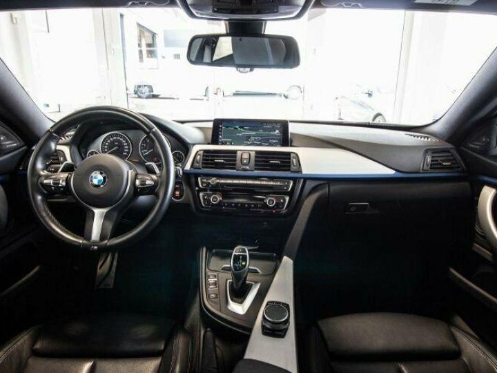 BMW Série 4 Gran Coupe 440I 326 M SPORT BVA8 Blanc métallisé - 6