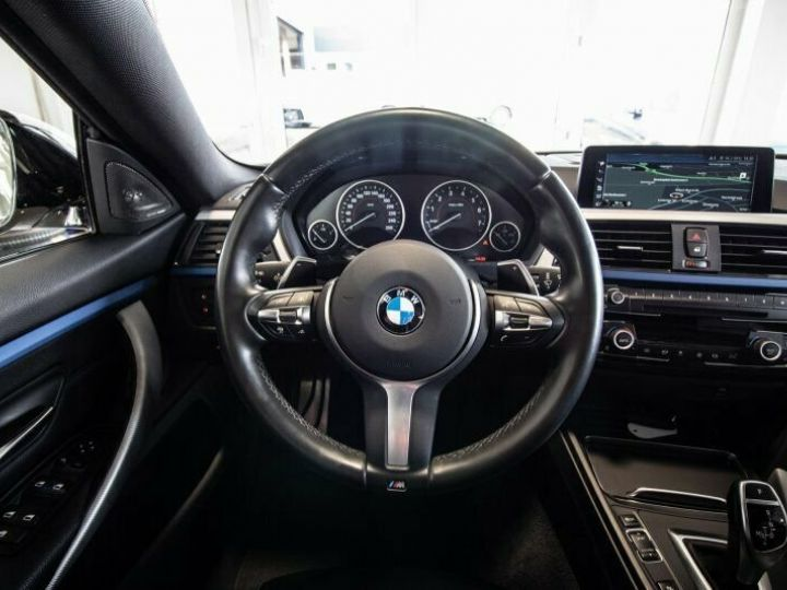BMW Série 4 Gran Coupe 440I 326 M SPORT BVA8 Blanc métallisé - 7
