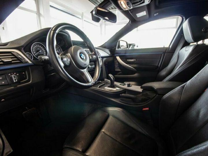BMW Série 4 Gran Coupe 440I 326 M SPORT BVA8 Blanc métallisé - 8
