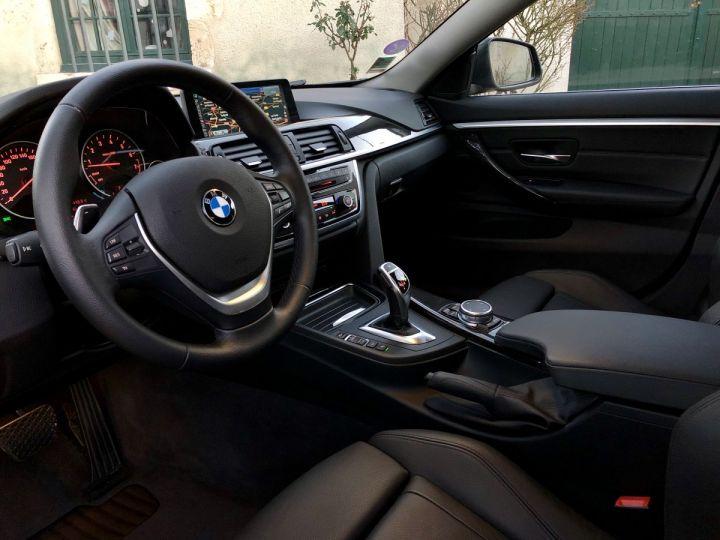 BMW Série 4 Gran Coupe Luxury Noir - 7
