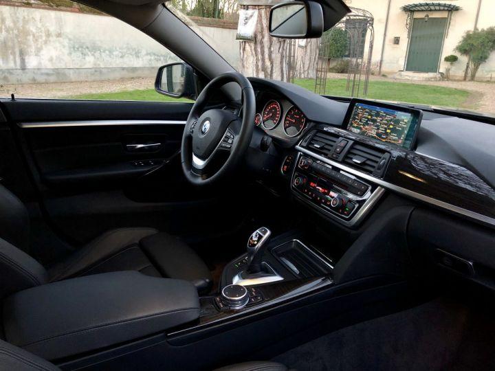 BMW Série 4 Gran Coupe Luxury Noir - 8