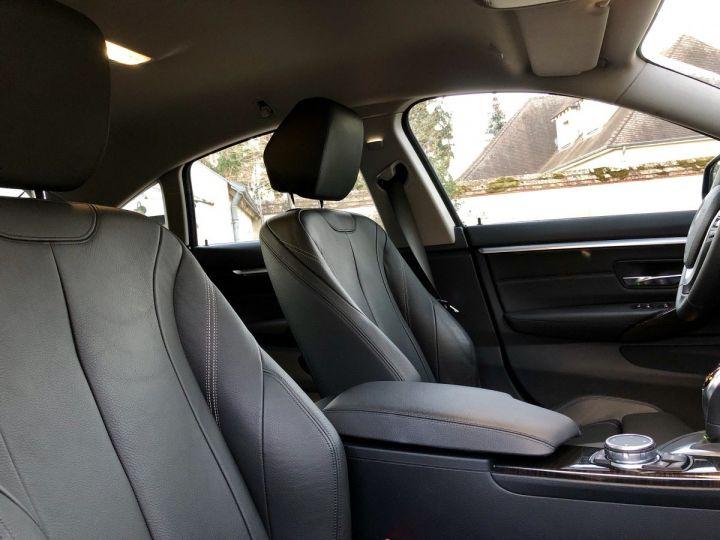 BMW Série 4 Gran Coupe Luxury Noir - 10