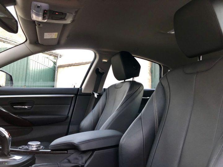 BMW Série 4 Gran Coupe Luxury Noir - 11