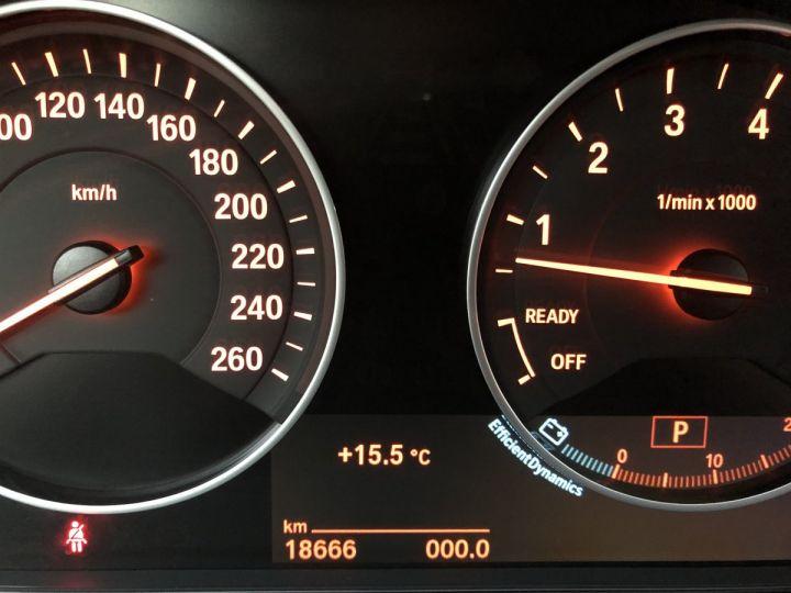 BMW Série 4 Gran Coupe Luxury Noir - 12