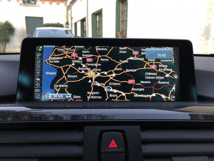 BMW Série 4 Gran Coupe Luxury Noir - 14