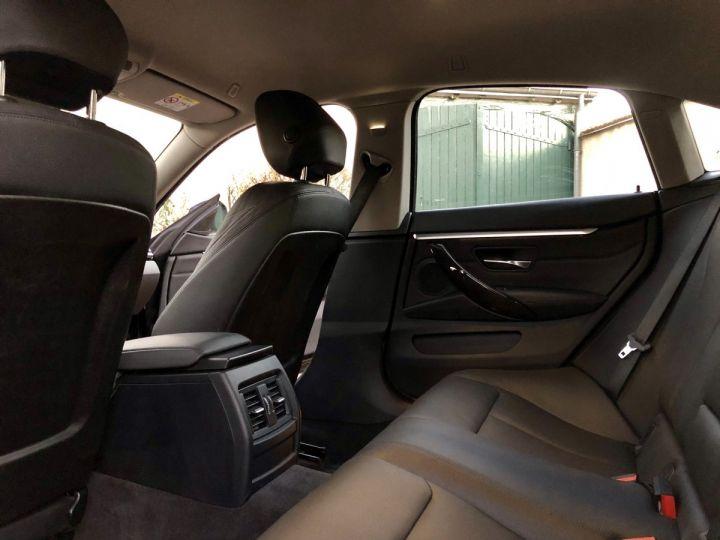 BMW Série 4 Gran Coupe Luxury Noir - 18