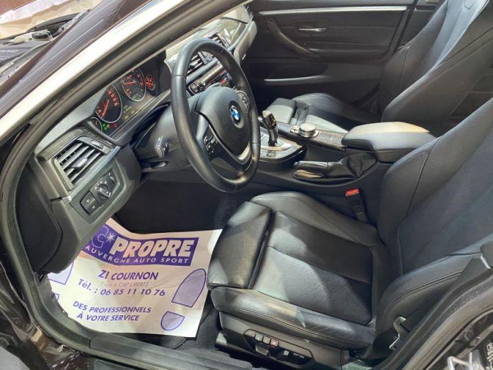 BMW Série 4 Gran Coupe SERIE F36 420DA 184 LUXURY SPARKLING BROWN METAL - 5