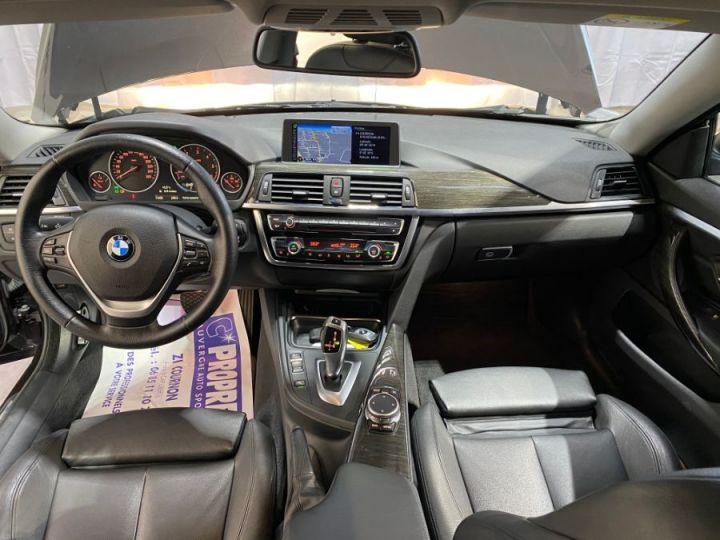 BMW Série 4 Gran Coupe SERIE F36 420DA 184 LUXURY SPARKLING BROWN METAL - 6