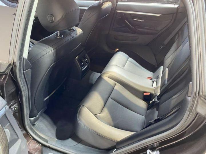 BMW Série 4 Gran Coupe SERIE F36 420DA 184 LUXURY SPARKLING BROWN METAL - 8
