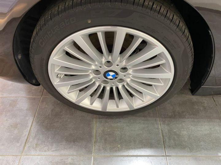 BMW Série 4 Gran Coupe SERIE F36 420DA 184 LUXURY SPARKLING BROWN METAL - 12