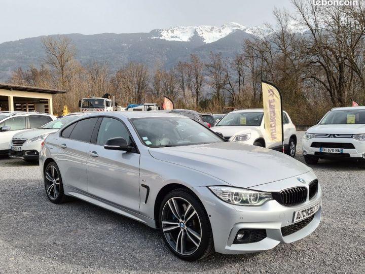 BMW Série 4 Gran Coupe Serie (f36) 430da x-drive 258 m sport 10/2016 GARANTIE 10/2021 DANS TOUTE LA FRANCE  - 3