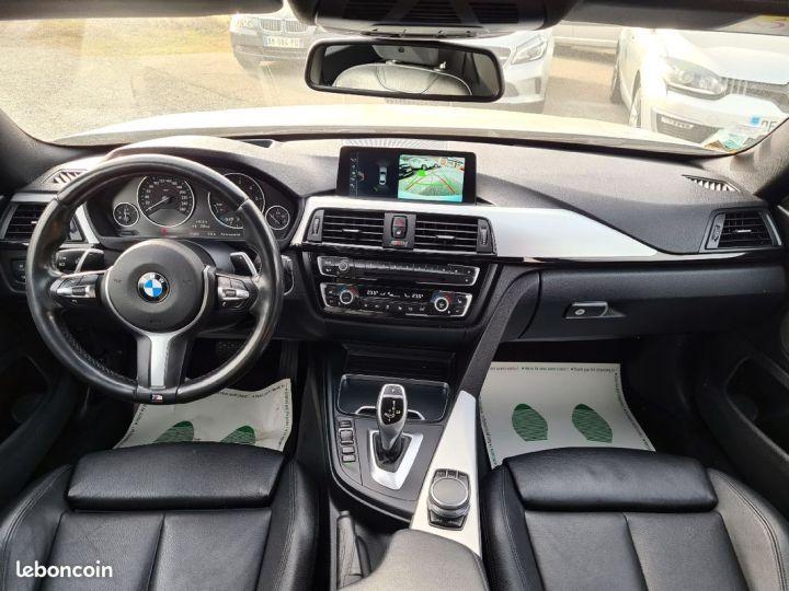 BMW Série 4 Gran Coupe Serie (f36) 430da x-drive 258 m sport 10/2016 GARANTIE 10/2021 DANS TOUTE LA FRANCE  - 5