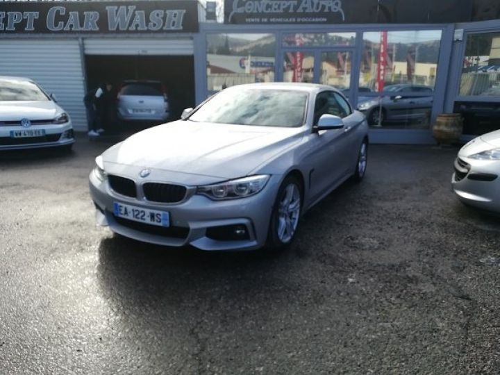 BMW Série 4 M GRIS METAL Occasion - 2