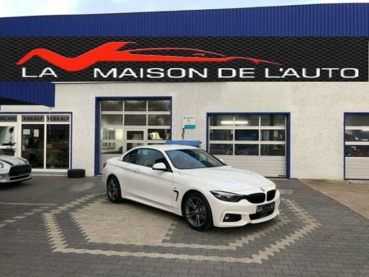 BMW Série 4 M blanc - 3