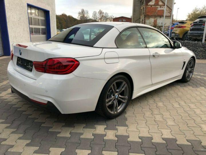 BMW Série 4 M blanc - 4