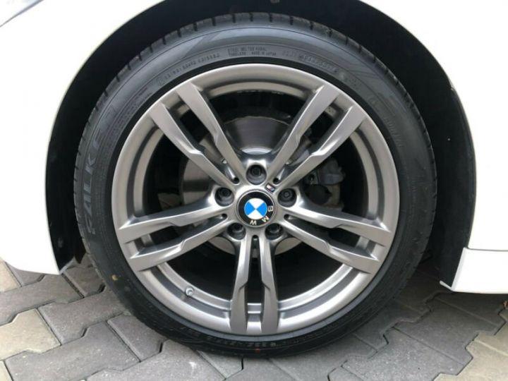 BMW Série 4 M blanc - 14