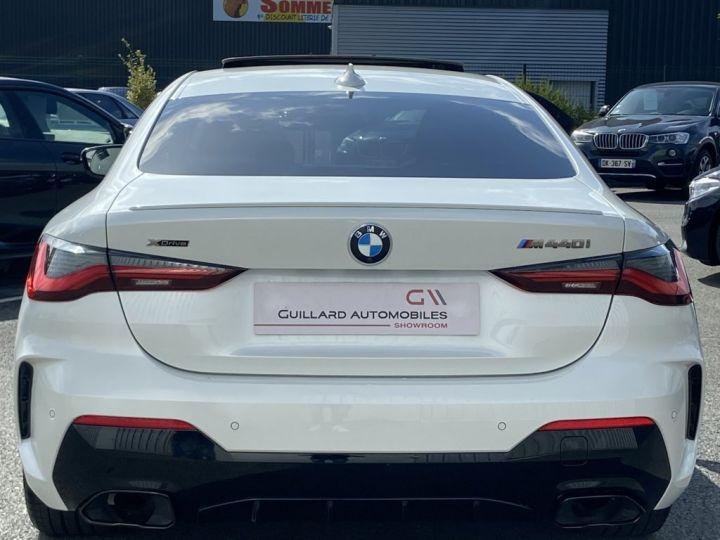 BMW Série 4 M440i XDRIVE 374ch (G22) BVA8 BLANC NACRE - 6