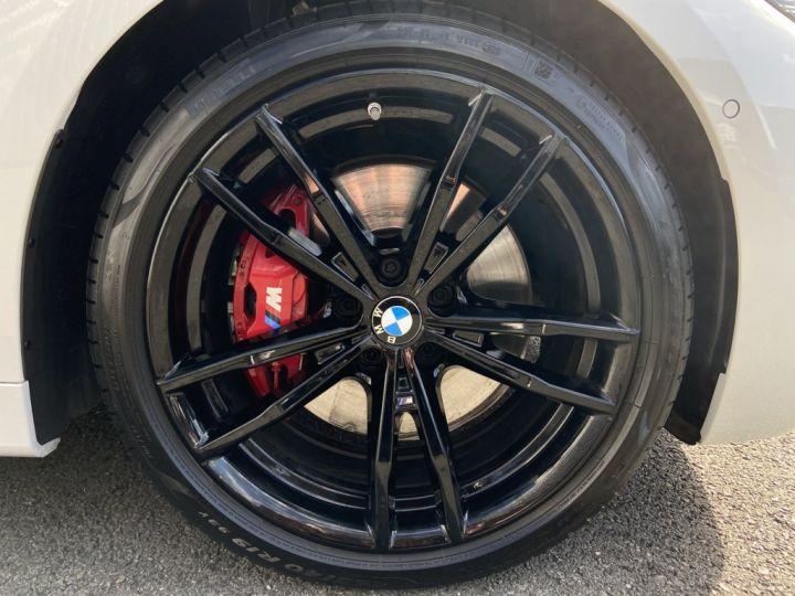 BMW Série 4 M440i XDRIVE 374ch (G22) BVA8 BLANC NACRE - 9