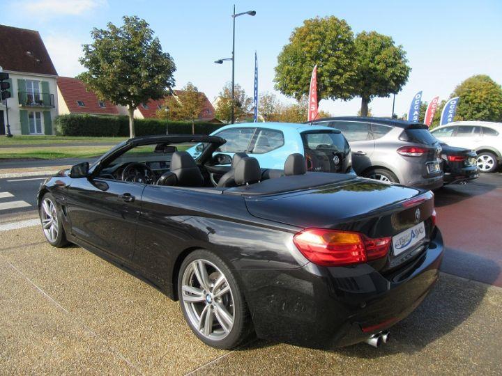 BMW Série 4 SERIE CABRIOLET 428IA 245CH M SPORT Black Saphir Occasion - 2