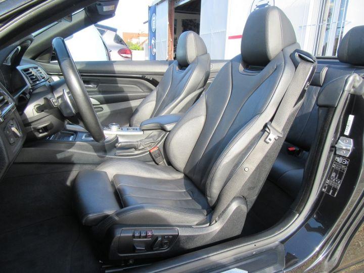 BMW Série 4 SERIE CABRIOLET 428IA 245CH M SPORT Black Saphir Occasion - 3