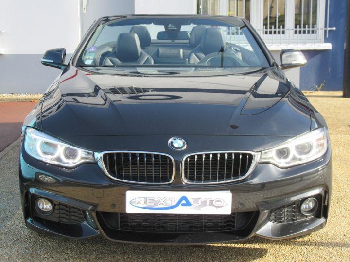 BMW Série 4 SERIE CABRIOLET 428IA 245CH M SPORT Black Saphir Occasion - 6