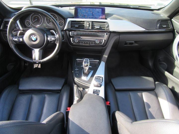 BMW Série 4 SERIE CABRIOLET 428IA 245CH M SPORT Black Saphir Occasion - 7