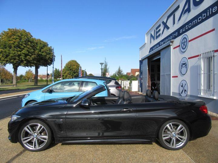 BMW Série 4 SERIE CABRIOLET 428IA 245CH M SPORT Black Saphir Occasion - 8
