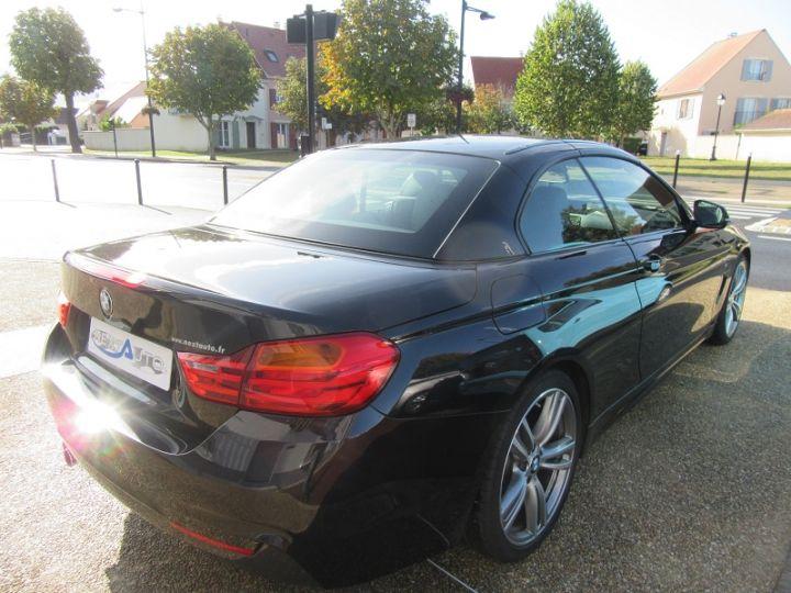 BMW Série 4 SERIE CABRIOLET 428IA 245CH M SPORT Black Saphir Occasion - 10