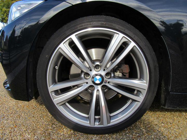 BMW Série 4 SERIE CABRIOLET 428IA 245CH M SPORT Black Saphir Occasion - 13