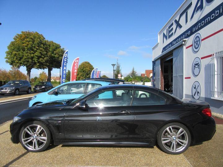 BMW Série 4 SERIE CABRIOLET 428IA 245CH M SPORT Black Saphir Occasion - 20
