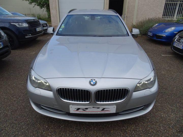 BMW Série 5 530 DA F11 Touring Pack Luxe / véhicule Français  argent met - 3