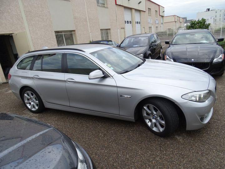 BMW Série 5 530 DA F11 Touring Pack Luxe / véhicule Français  argent met - 5