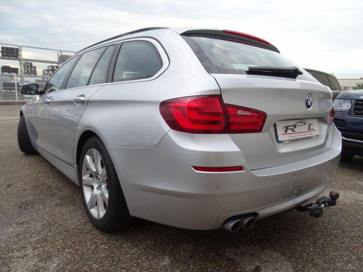 BMW Série 5 530 DA F11 Touring Pack Luxe / véhicule Français  argent met - 6