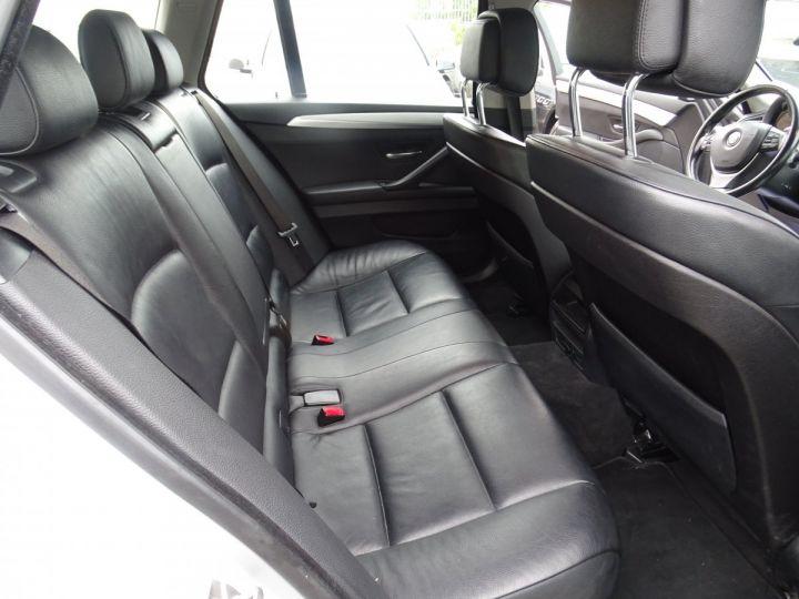 BMW Série 5 530 DA F11 Touring Pack Luxe / véhicule Français  argent met - 12