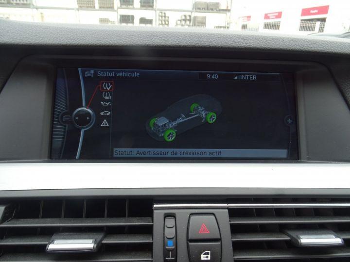 BMW Série 5 530 DA F11 Touring Pack Luxe / véhicule Français  argent met - 17