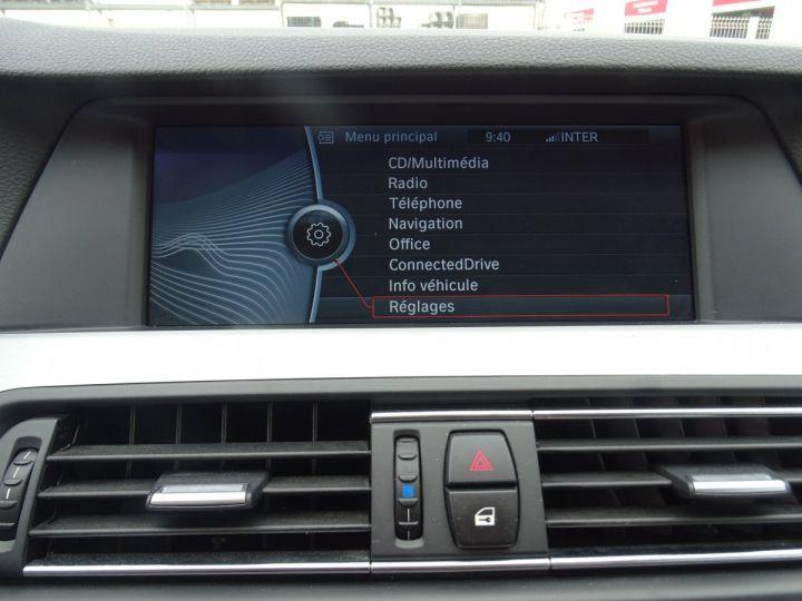 BMW Série 5 530 DA F11 Touring Pack Luxe / véhicule Français  argent met - 18