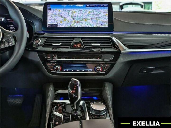 BMW Série 5 530D XDRIVE LUXURY BVA 286 cv BLANC  Occasion - 3