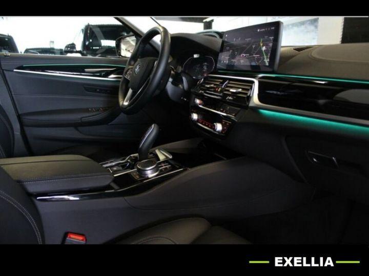 BMW Série 5 530D XDRIVE LUXURY BVA 286 cv BLANC  Occasion - 5