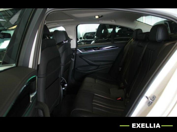 BMW Série 5 530D XDRIVE LUXURY BVA 286 cv BLANC  Occasion - 7