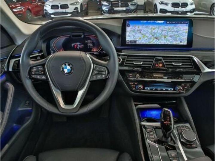 BMW Série 5 530D XDRIVE LUXURY BVA 286 cv BLANC  Occasion - 12