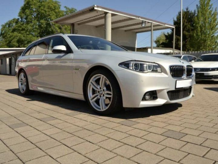 BMW Série 5 535D Touring xDrive Pack M Gris - 1