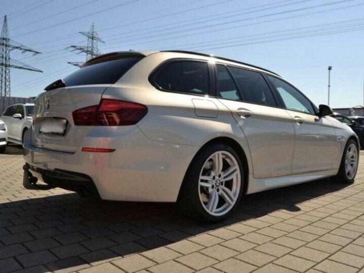 BMW Série 5 535D Touring xDrive Pack M Gris - 3