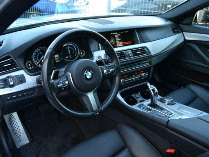 BMW Série 5 535D Touring xDrive Pack M Gris - 5