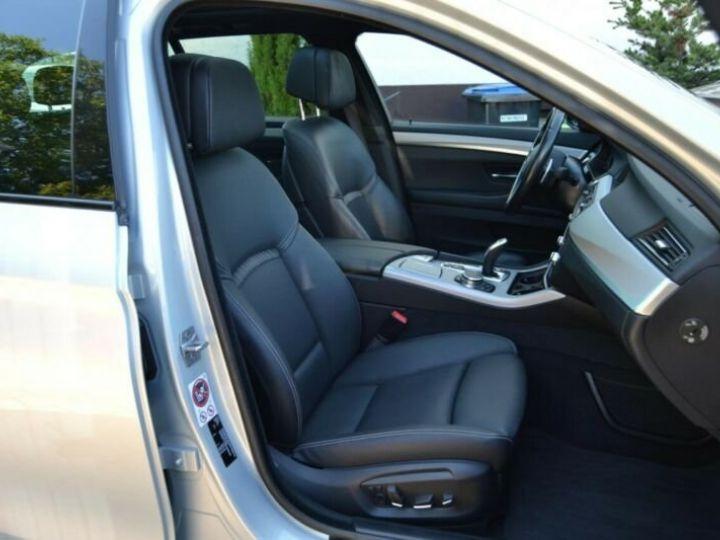 BMW Série 5 535D Touring xDrive Pack M Gris - 8