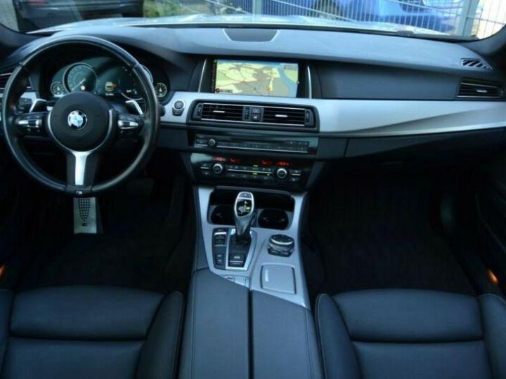 BMW Série 5 535D Touring xDrive Pack M Gris - 9