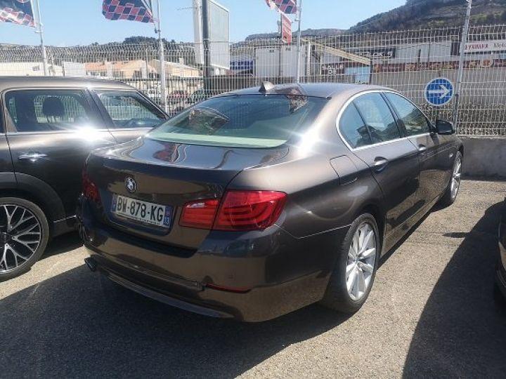 BMW Série 5 EXCELLIS MARRON METAL Occasion - 3