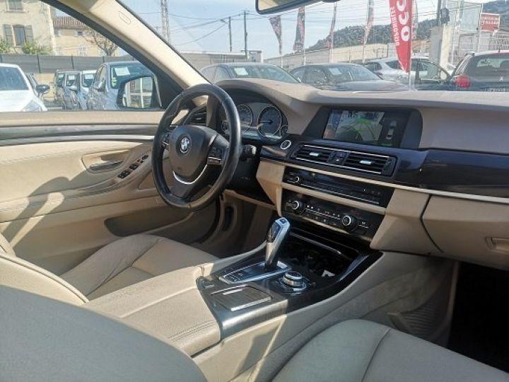 BMW Série 5 EXCELLIS MARRON METAL Occasion - 4