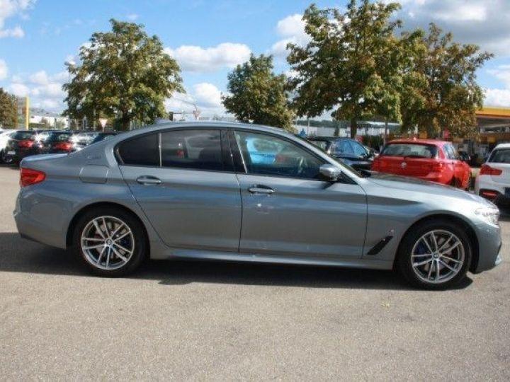 BMW Série 5 G30 530EA IPERFORMANCE 252CH M SPORT STEPTRONIC GRIS Occasion - 3