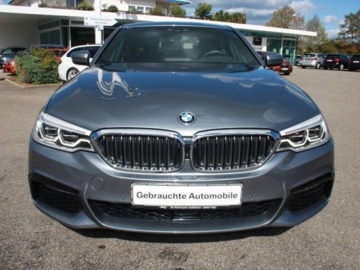 BMW Série 5 G30 530EA IPERFORMANCE 252CH M SPORT STEPTRONIC GRIS Occasion - 5